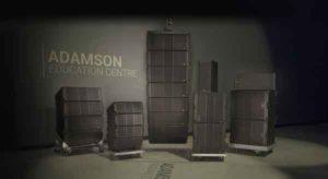 Акустический массив Adamson S7