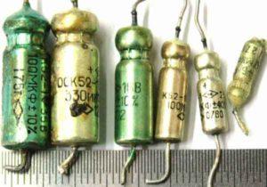 Маркировка конденсаторов расшифровка-8
