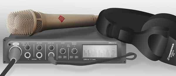 Микрофон - запись
