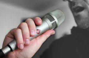 Микрофон - запись-1
