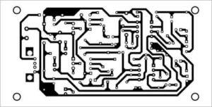 Схема печатной платы