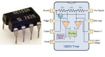 Микросхема 555-01