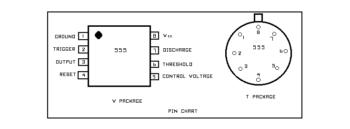 Микросхема 555-03