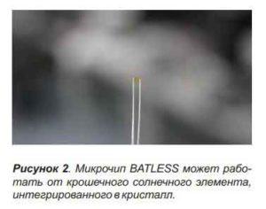Микрочип BATLESS