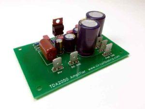 Микросхема усилитель звука