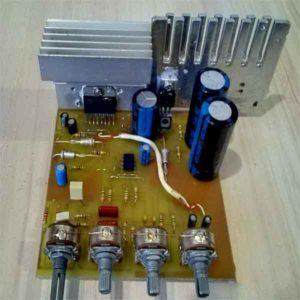 Микросхемы tda для усилителей звука-2