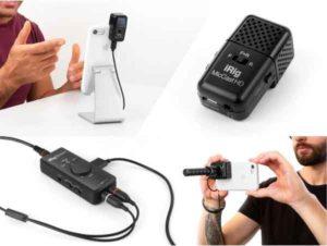 Мобильные микрофоны-1