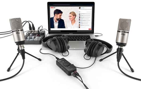 Мобильные микрофоны