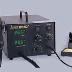 Модификация паяльной станции LUKEY-852D+