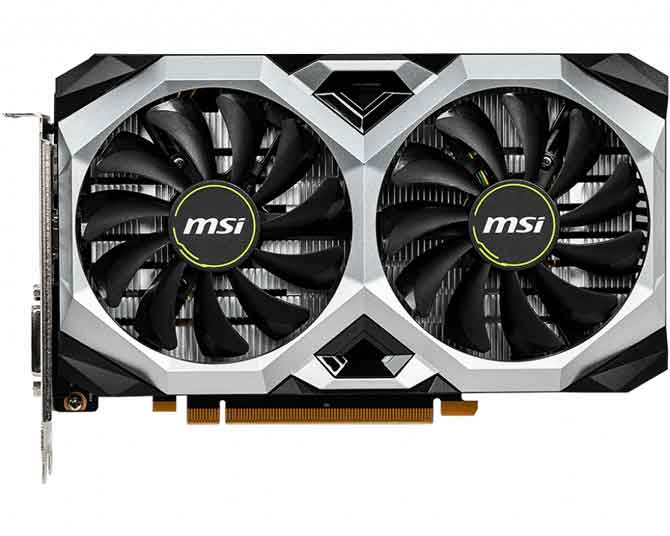 MSI GeForce GTX 1660 Super