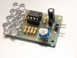 Мультивибратор на транзисторах-1