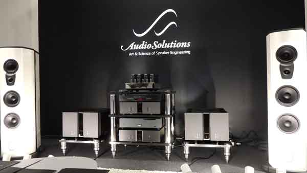 Напольная акустическая система