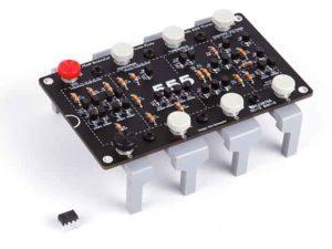 NE555 схема