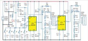 Принципиальная схема генератора сигналов