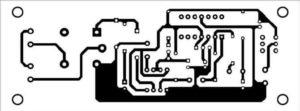 Пайка на печатной плате таймера со звуковым управлением
