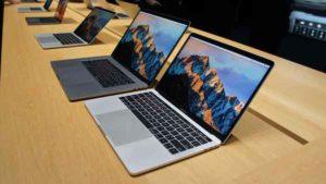 Ноутбук MacBook-1