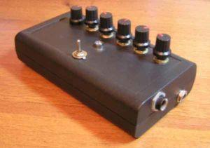 Педаль эффектов для электрогитары-1