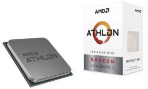 Процессор Athlon 200GE-1