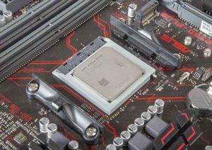 Процессор Athlon 200GE-7