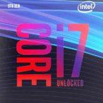 Intel Core i7 9700K-r