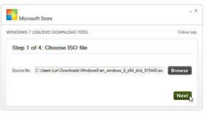 Windows 7 USB/DVD Download Tool-9