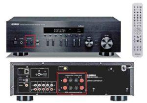 Сетевой аудио приемник Yamaha R-N402