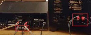 Подключение двухканального стерео ресивера