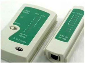 Тестер для проверки корректного соединения проводов