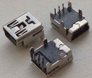 Разъем мини usb-1
