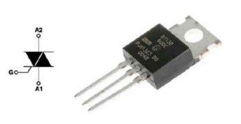 Регулятор мощности на симисторе-1