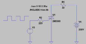 Регулятор мощности на симисторе-3