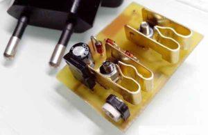 Симисторный регулятор скорости вращения вентилятора-1