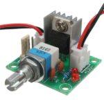 Симисторный регулятор скорости вращения вентилятора