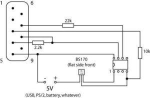 Симисторный регулятор скорости вращения вентилятора-4