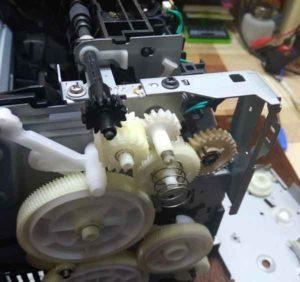 Ремонт автомобильного компрессора-6