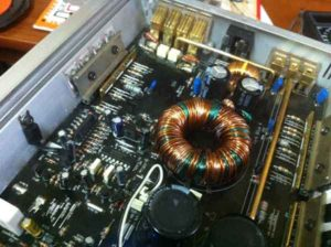 Ремонт автомобильного усилителя звука-3