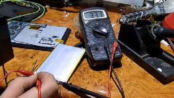 Ремонт аккумуляторной батареи