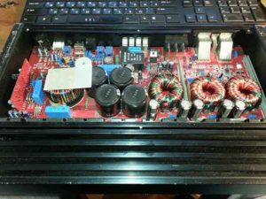 Ремонт автоусилителя звука-3