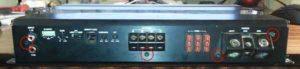 Ремонт автоусилителя звука-6