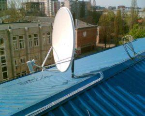 Ресивер спутникового-5