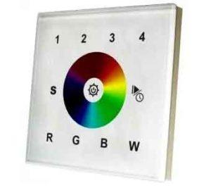 RGB лента с контроллером и пультом-6