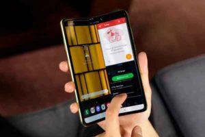 смартфон Samsung Fold