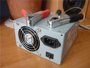 Схема автомобильного зарядного устройства-1
