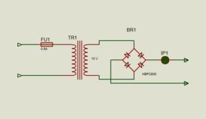 Схема автомобильного зарядного устройства-2