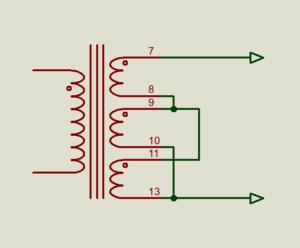 Схема автомобильного зарядного устройства-3