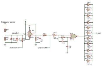 драйвер силового полевого МОП-транзистора