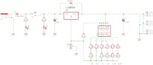 Схема БП-3
