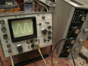 Схема генератора сигнала-01