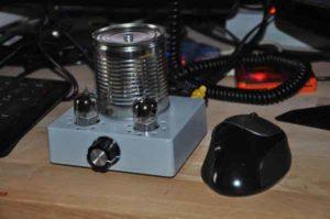 схема лампового усилителя для наушников-2