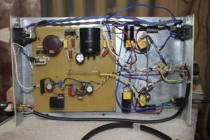 схема лампового усилителя для наушников-5